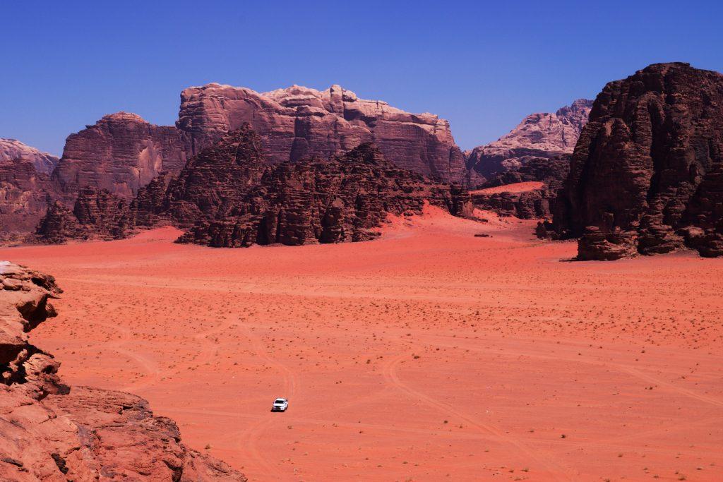Wadi Rum Tours
