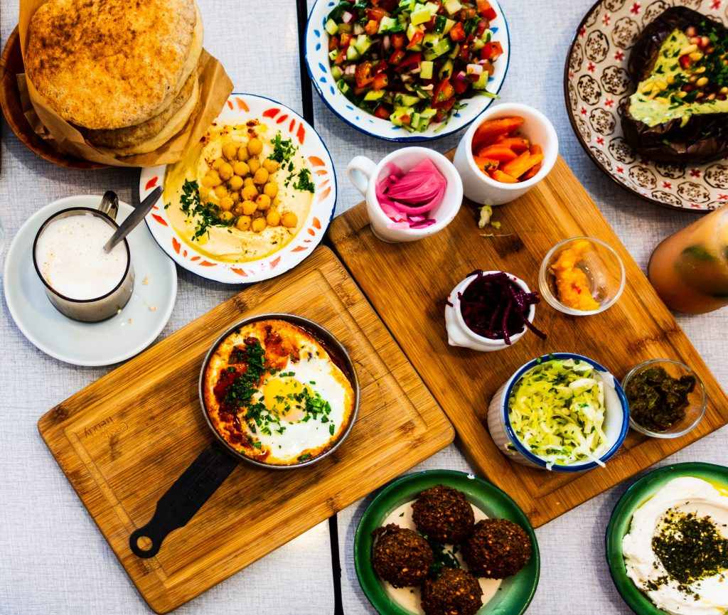 tel aviv city guide food