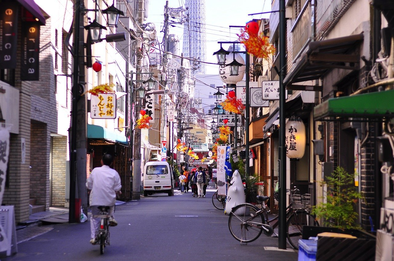 36 Hours In Tokyo