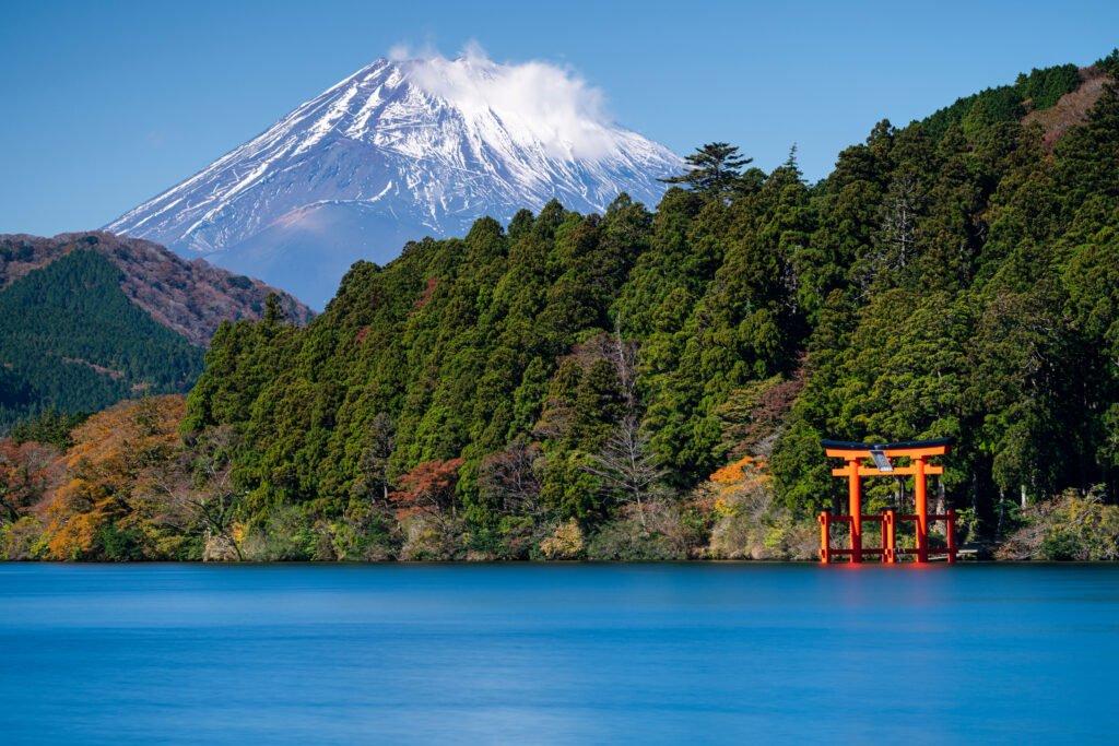 Hakone & Mt Fuji