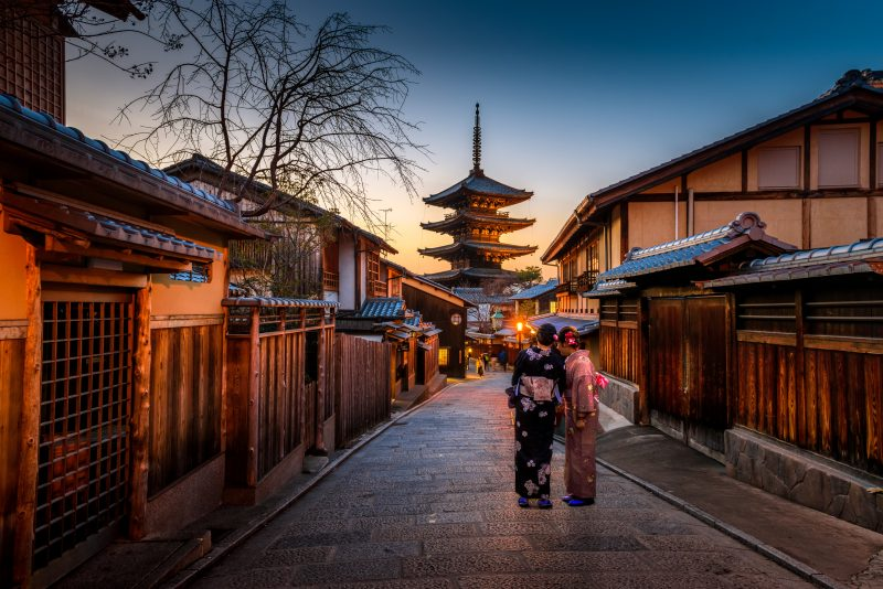 Kyoto 2 Day Itinerary