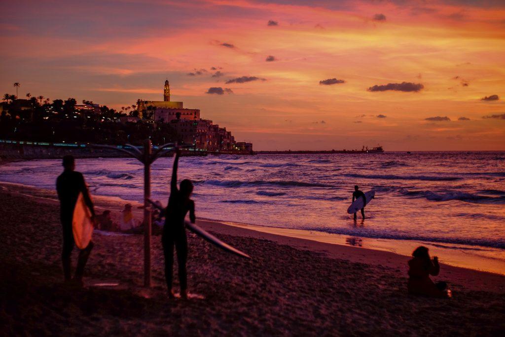 tel aviv beach guide