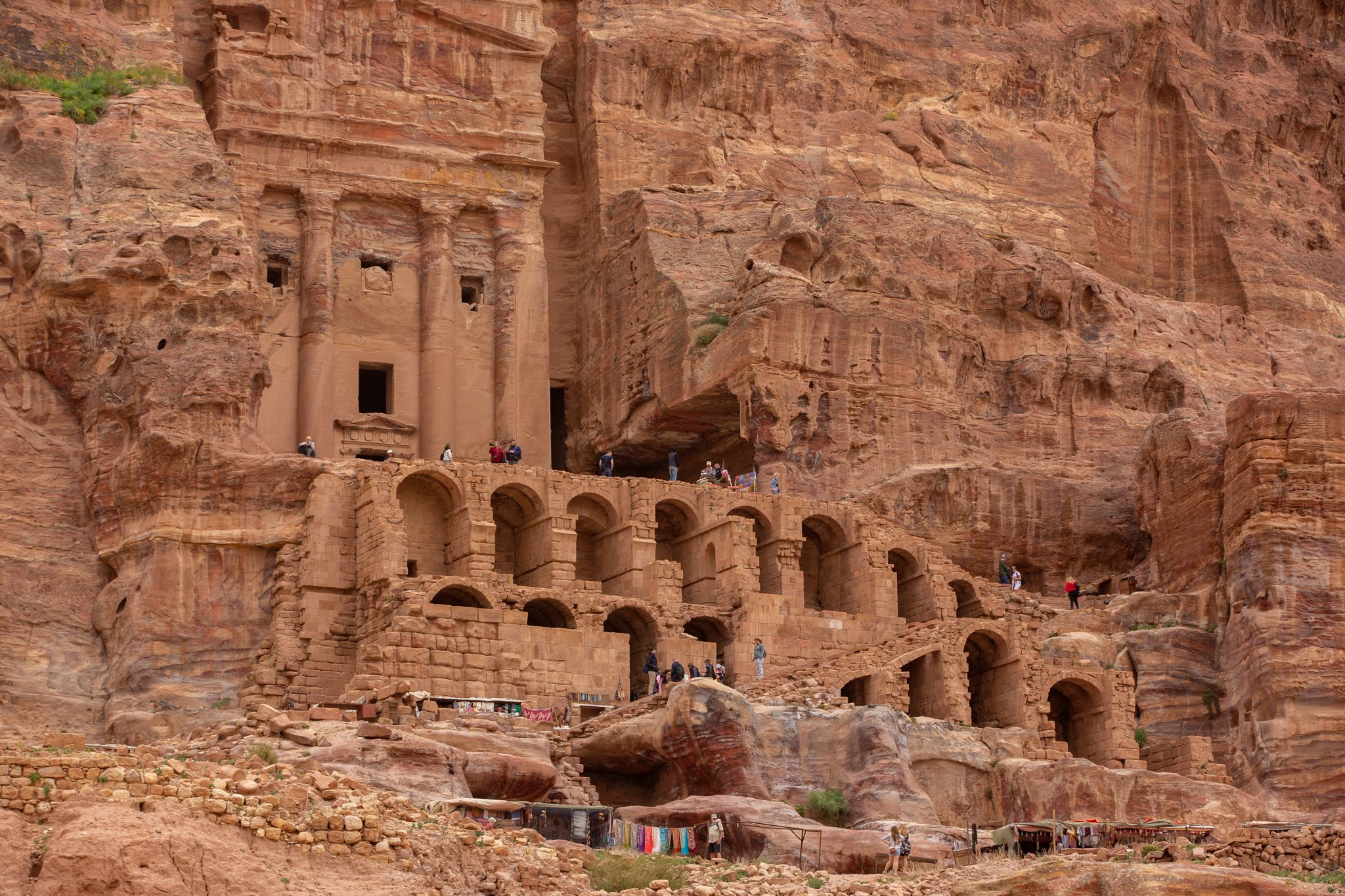 Petra Tour From Tel Aviv And Jerusalem