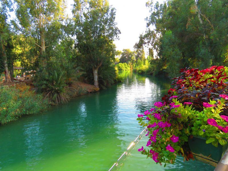 Jordan River Baptism Tour