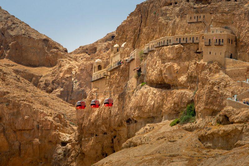 Jericho Monastery Tour