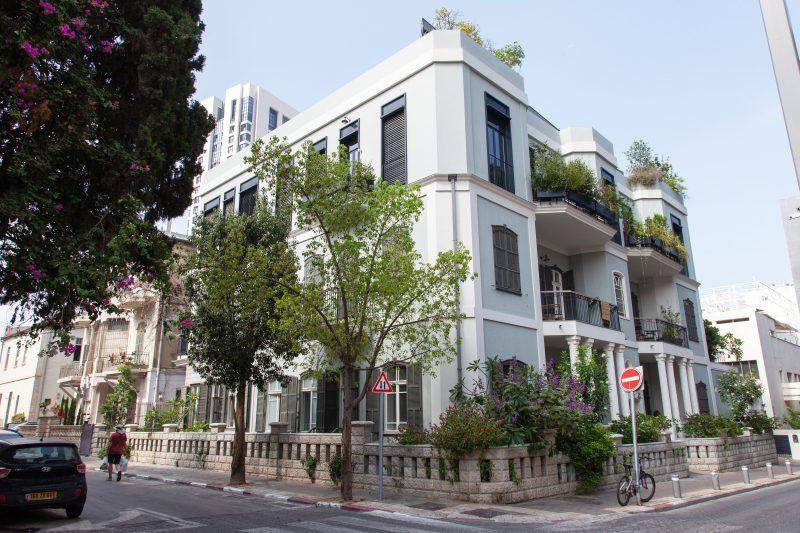 Tel Aviv Bauhaus Tour