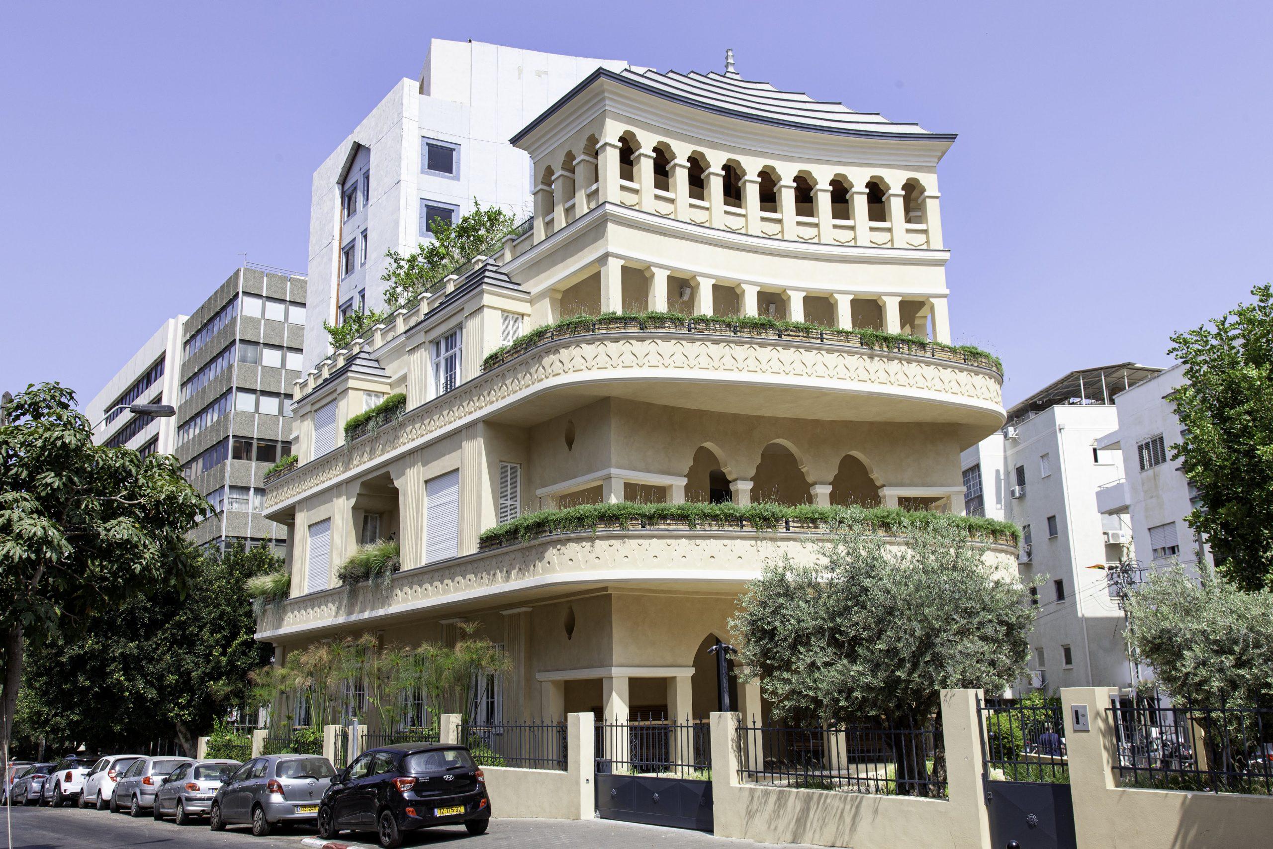Tel Aviv White City Bauhaus Architecture Tour