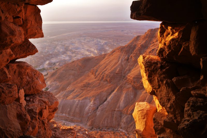 Masada Sunrise Tour