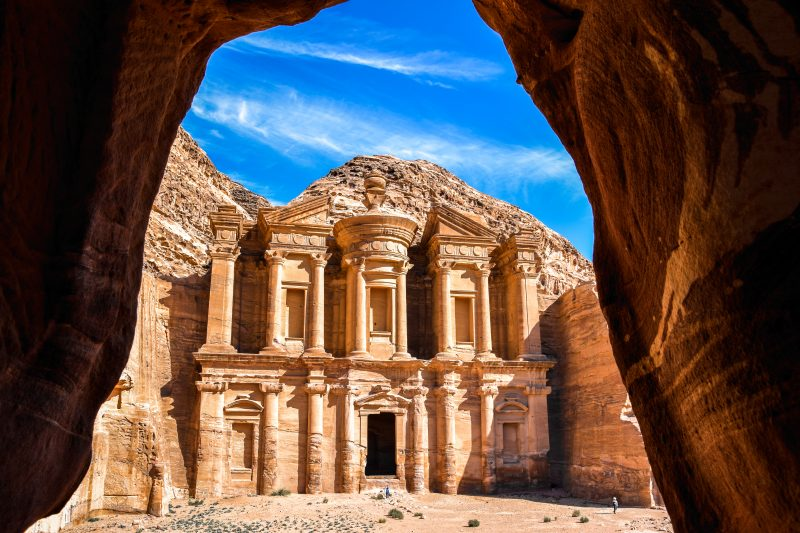 Petra Wadi Rum 3 Day Tour From Eilat - The Monastery