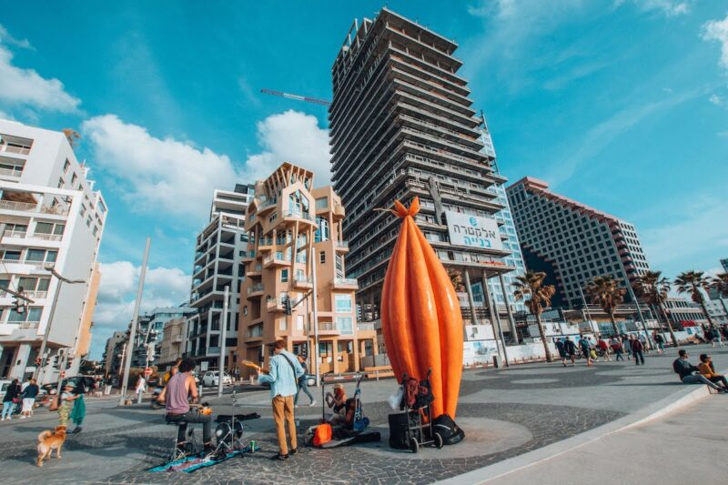 Tel Aviv Architecture Tour1
