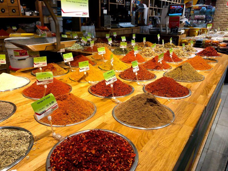 Food Tour Tel Aviv