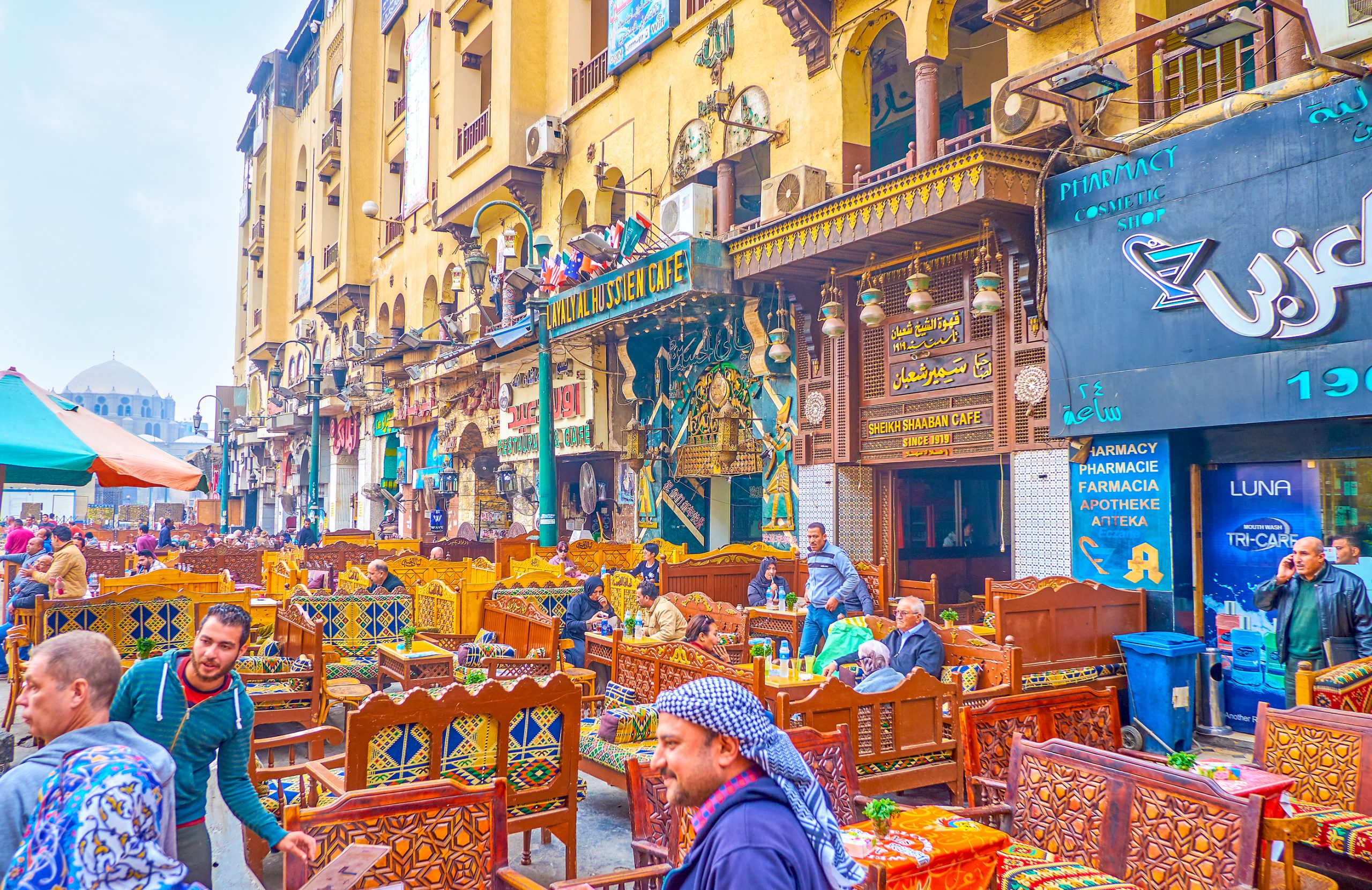 Best Restaurants In Cairo