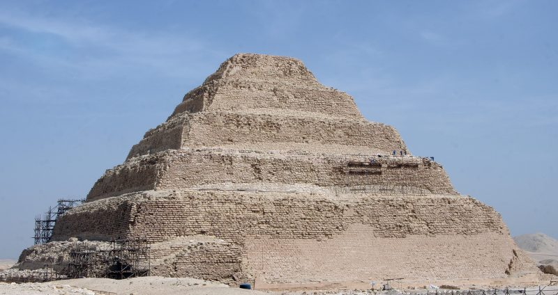 Saqqara Ancient Egypt