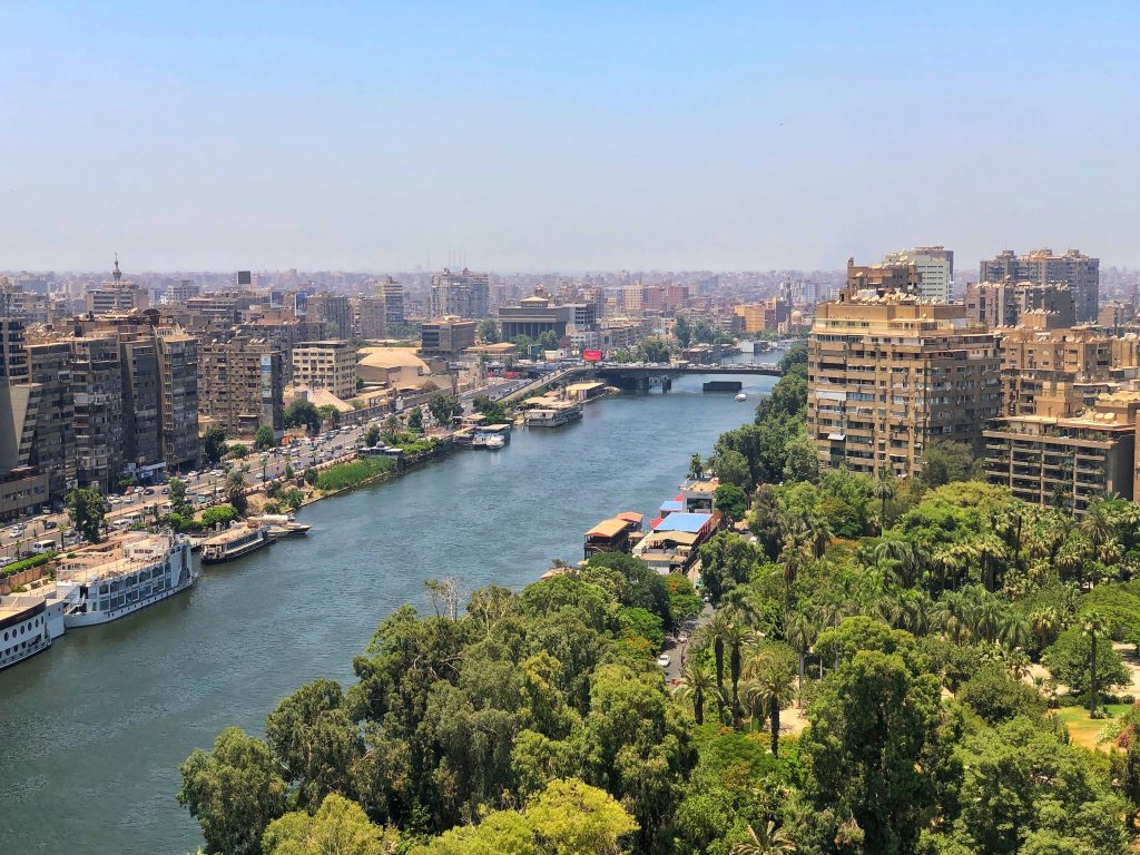 cairo neighborhoods