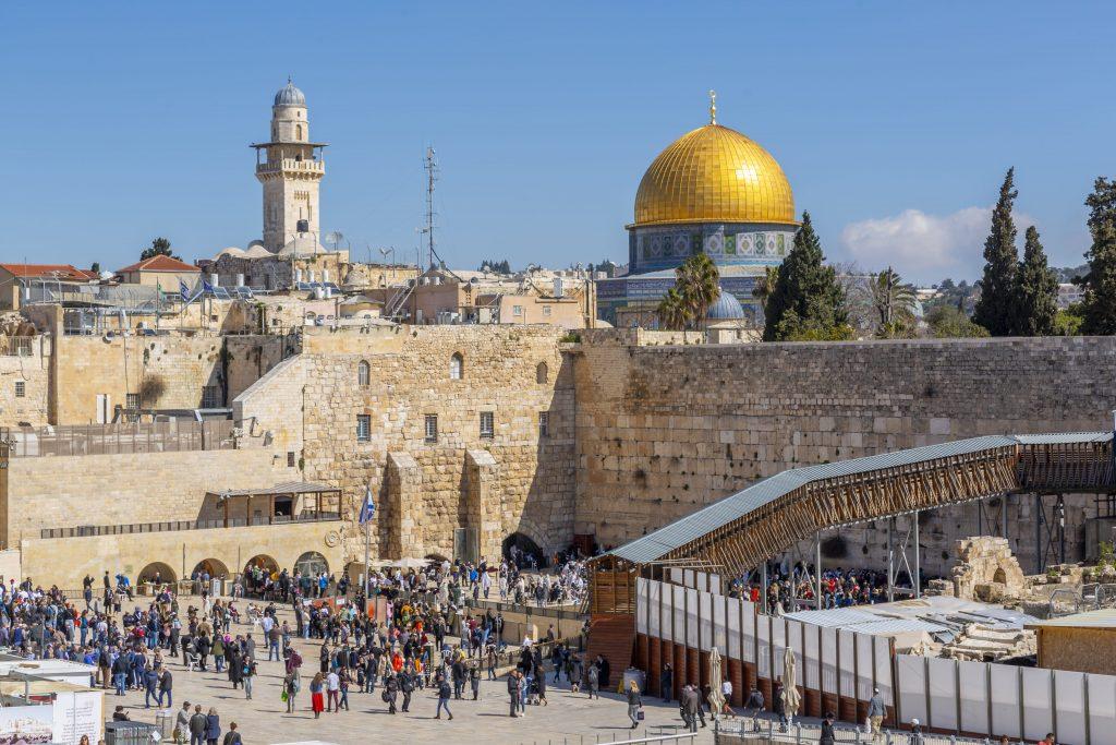 jerusalem itinerary old city