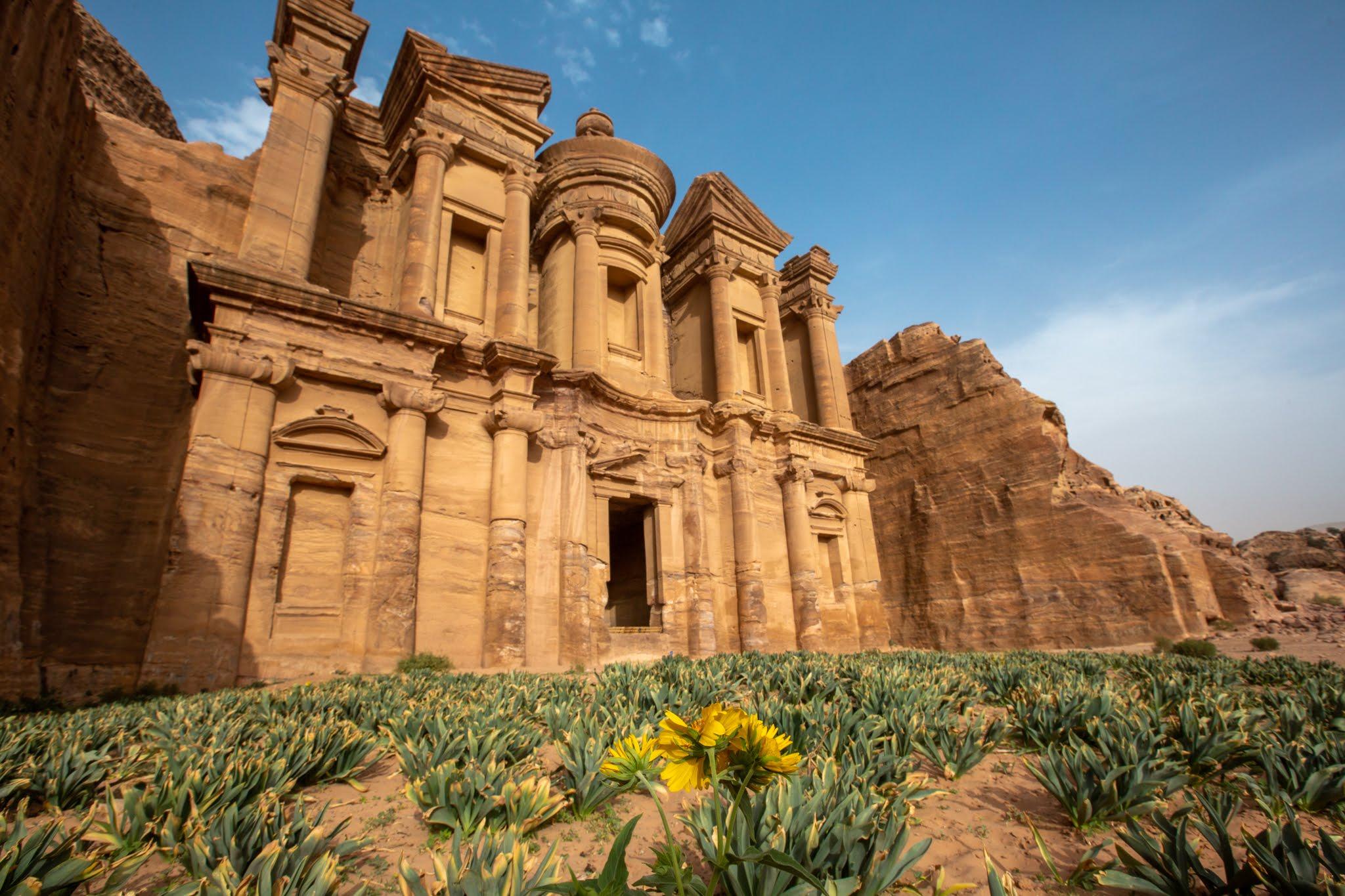 Petra And Wadi Rum 2 Day Tour