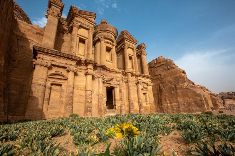 Petra And Wadi Rum 3 Day Tour