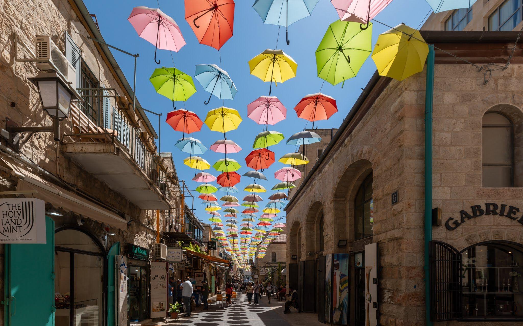 Jerusalem Shopping Guide