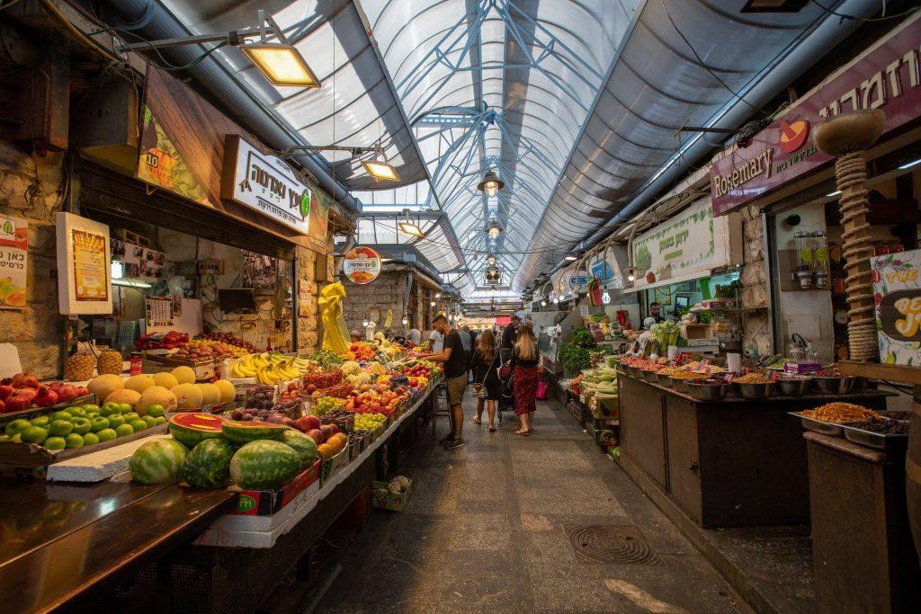 israel markets
