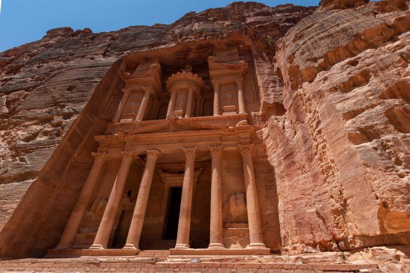 Petra And Wadi Rum 2 Days