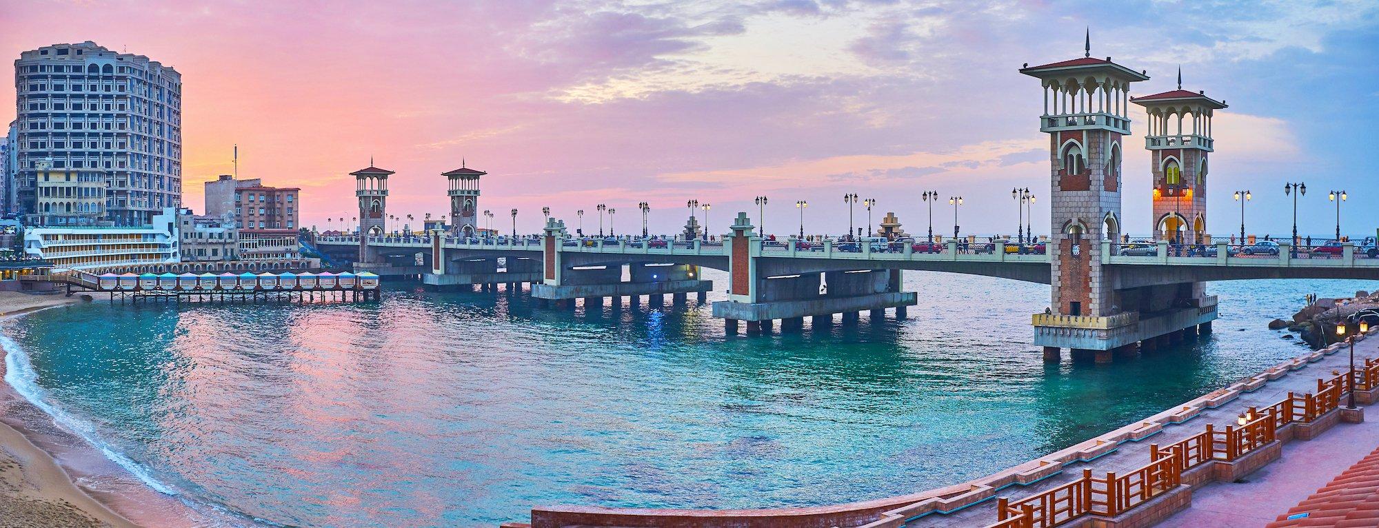 Alexandria Travel
