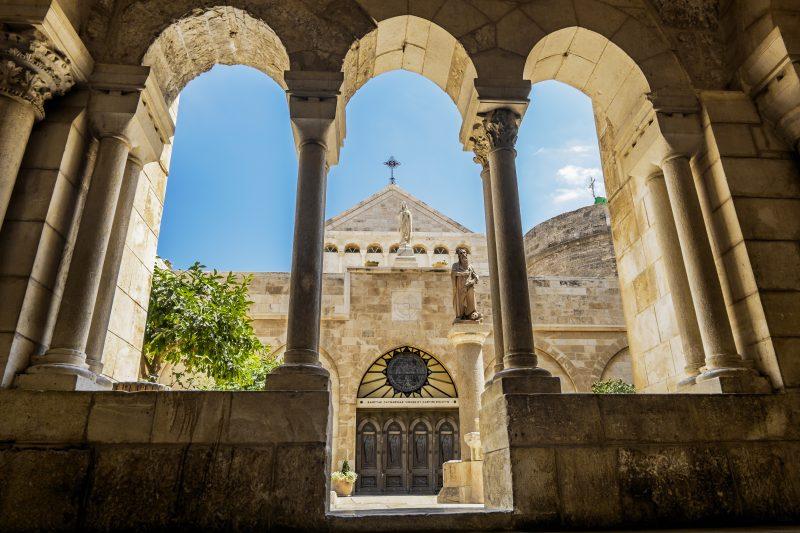 Bethlehem's Church Of Nativity On Tour