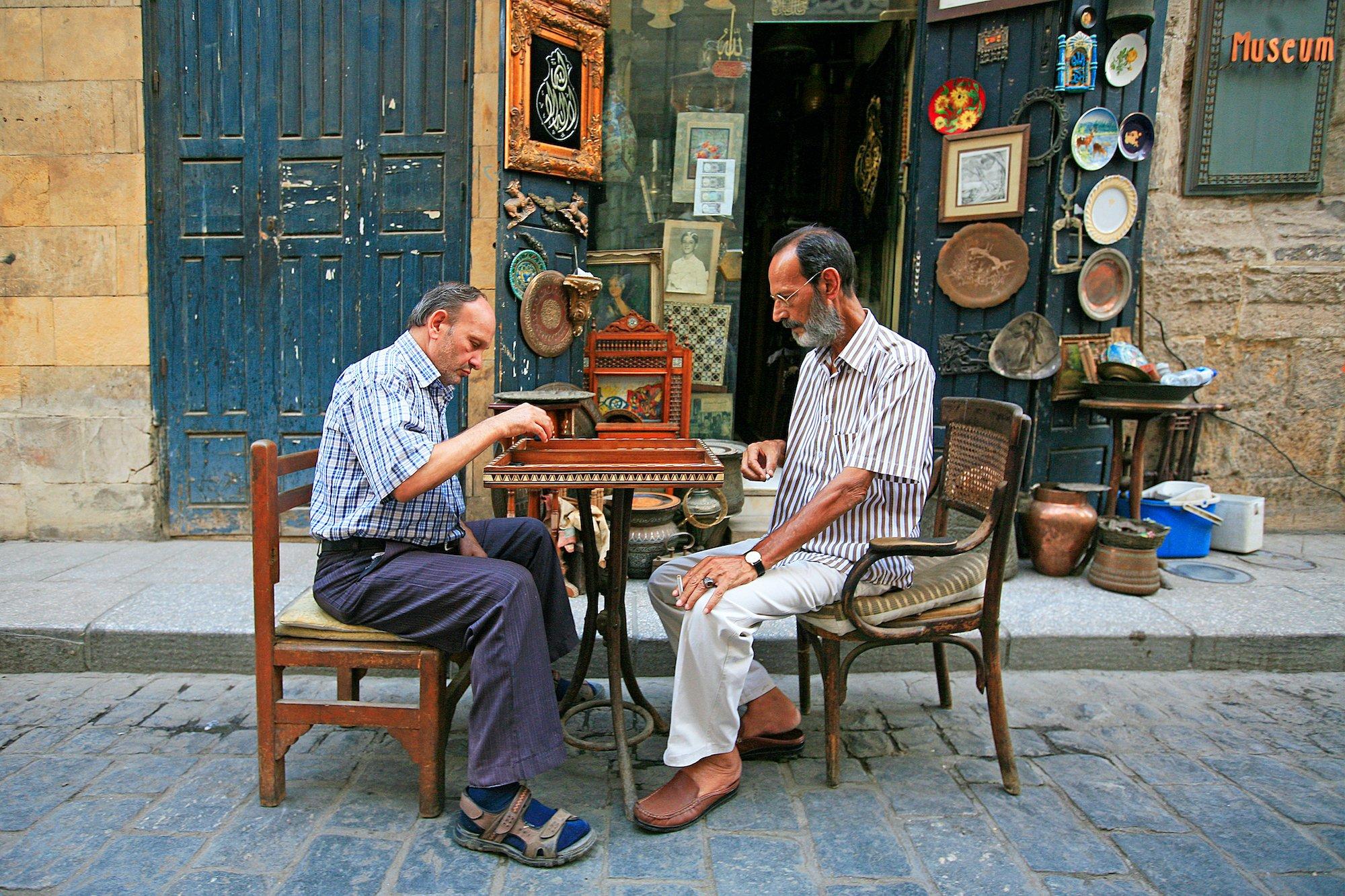 Cairo Tour - Street Scene