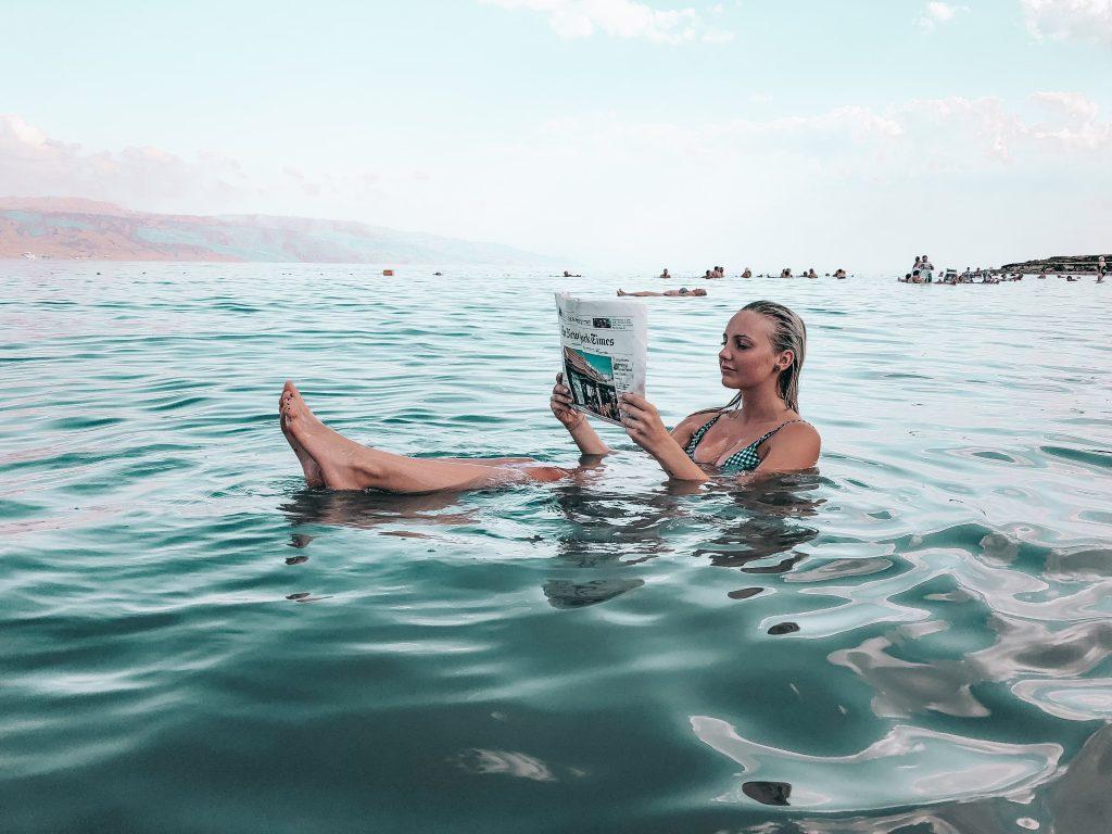 dead sea israel tour