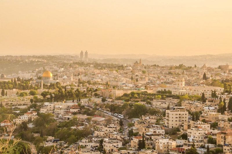 2 Days In Jerusalem Itinerary