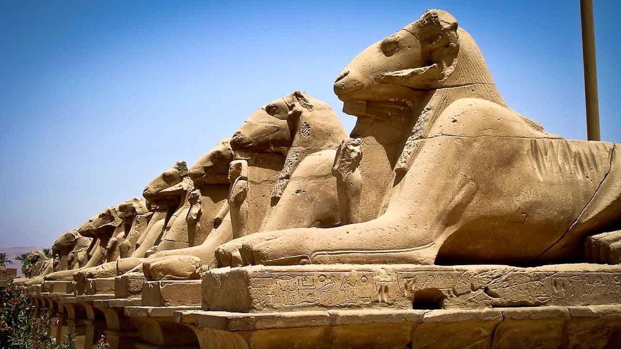 Karnak Temple Luuxor