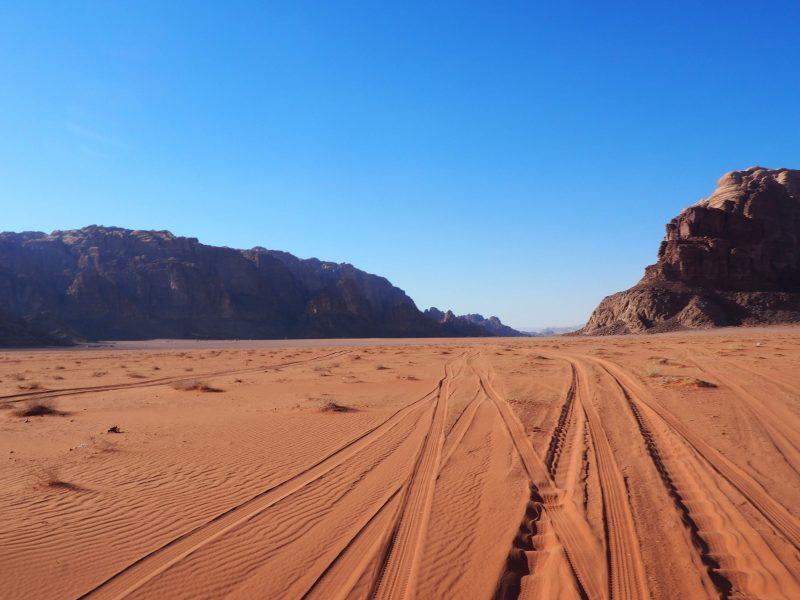 Wadi Rum Jordan Package Tour