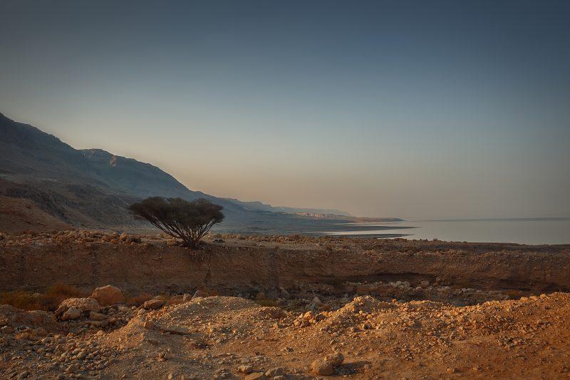 Pass Through Judean Desert
