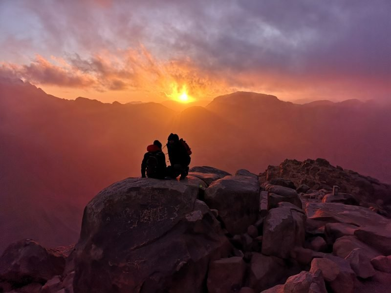 Mount Sinai Sunrise Hike