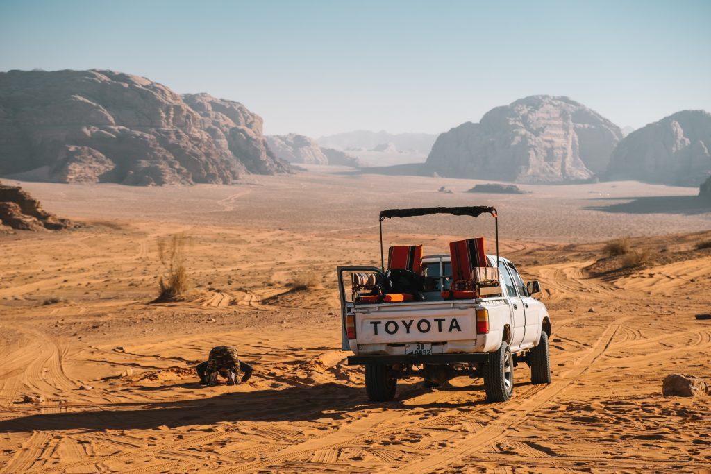7 day jordan itinerary wadi rum