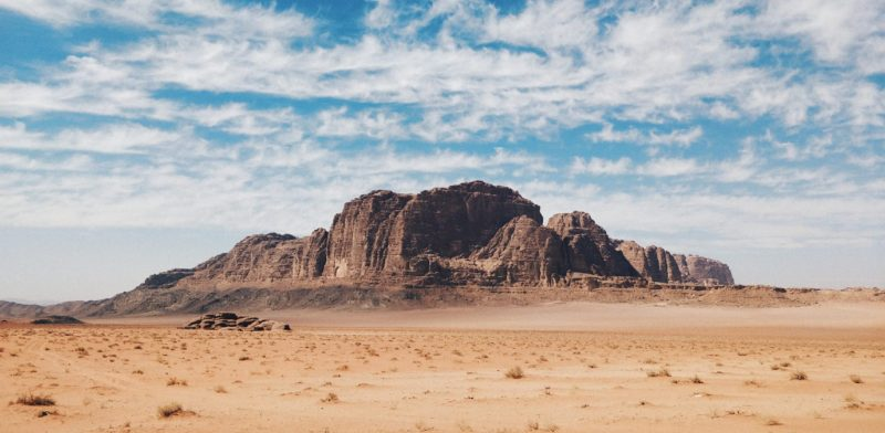 Petra And Wadi Rum From Eilat