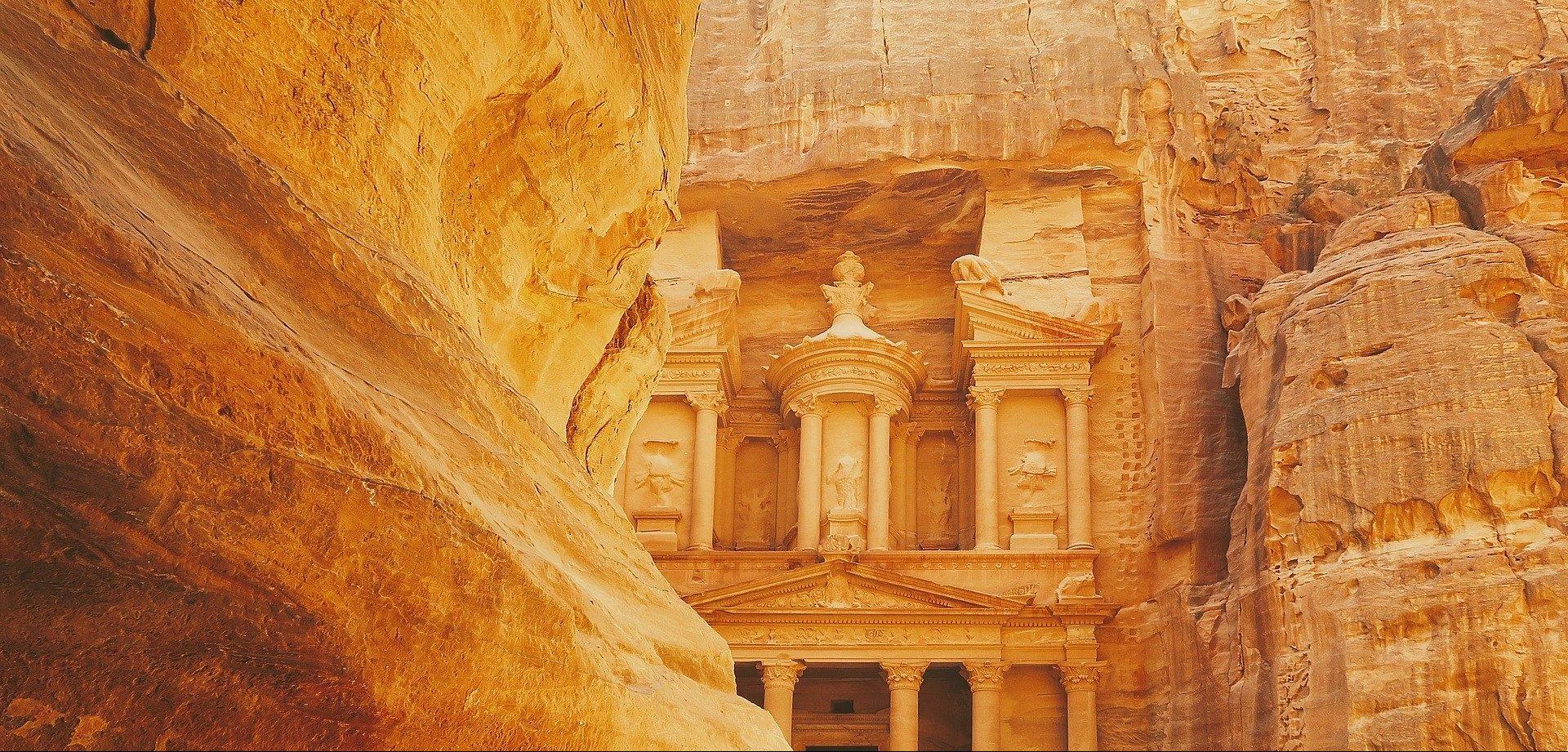 Petra Tour From Tel Aviv