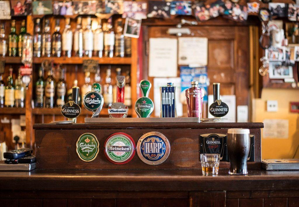 best bars in amman irish pub