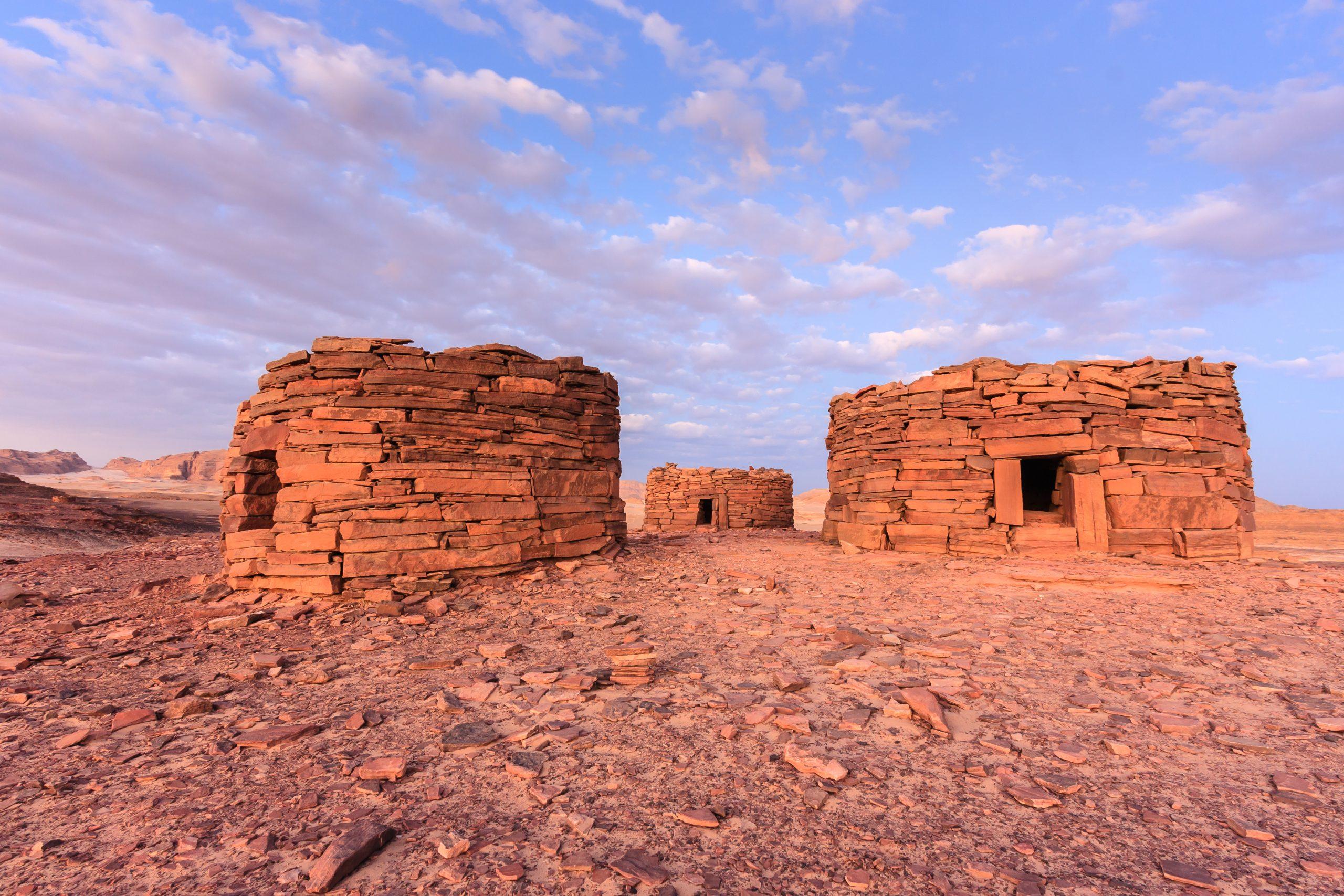 Sinai Nawamis Tombs