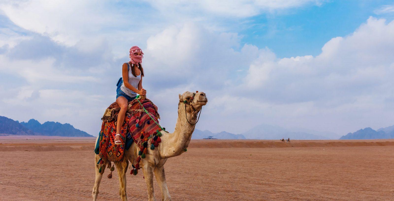 Camel Ride Egypt