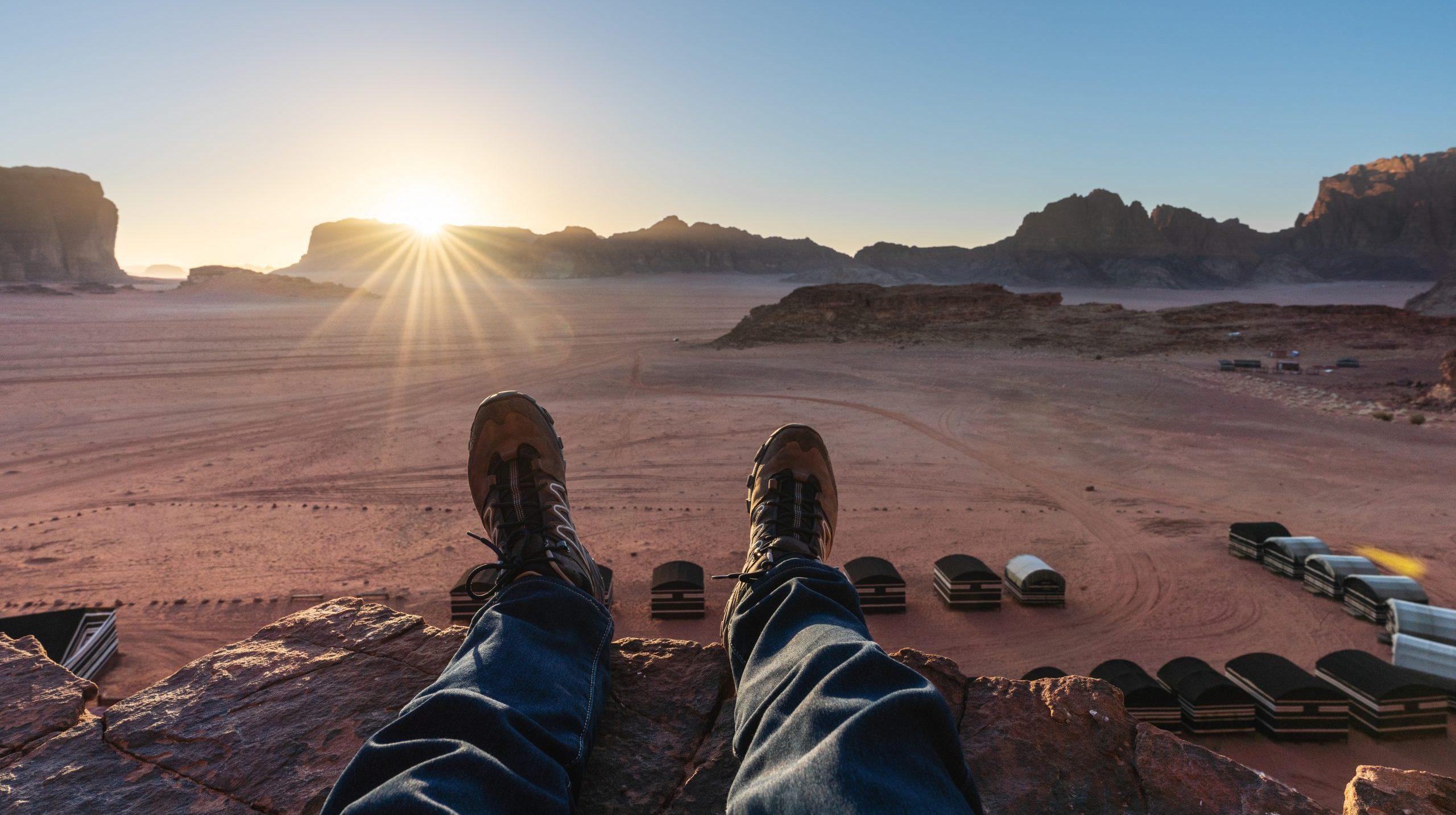 Wadi Rum Hike