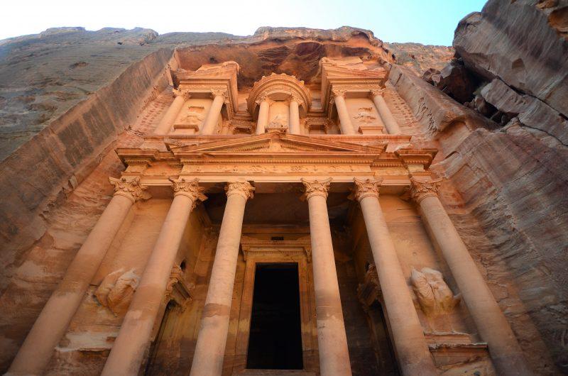 Petra And Wadi Rum From Tel Aviv