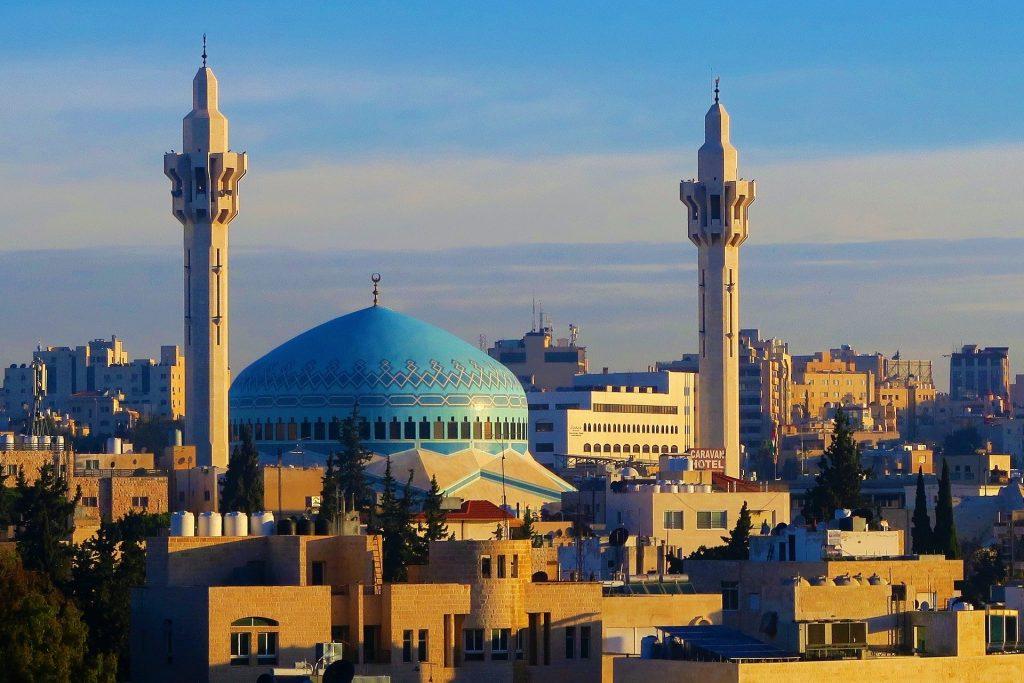 mosque amman
