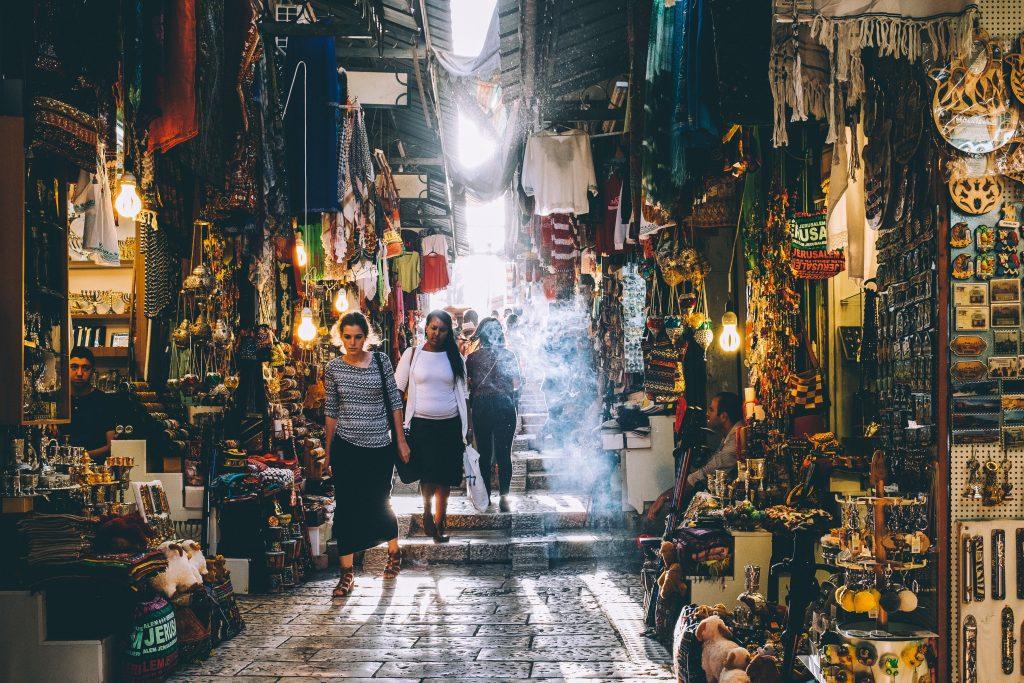 old city jerusalem shopping