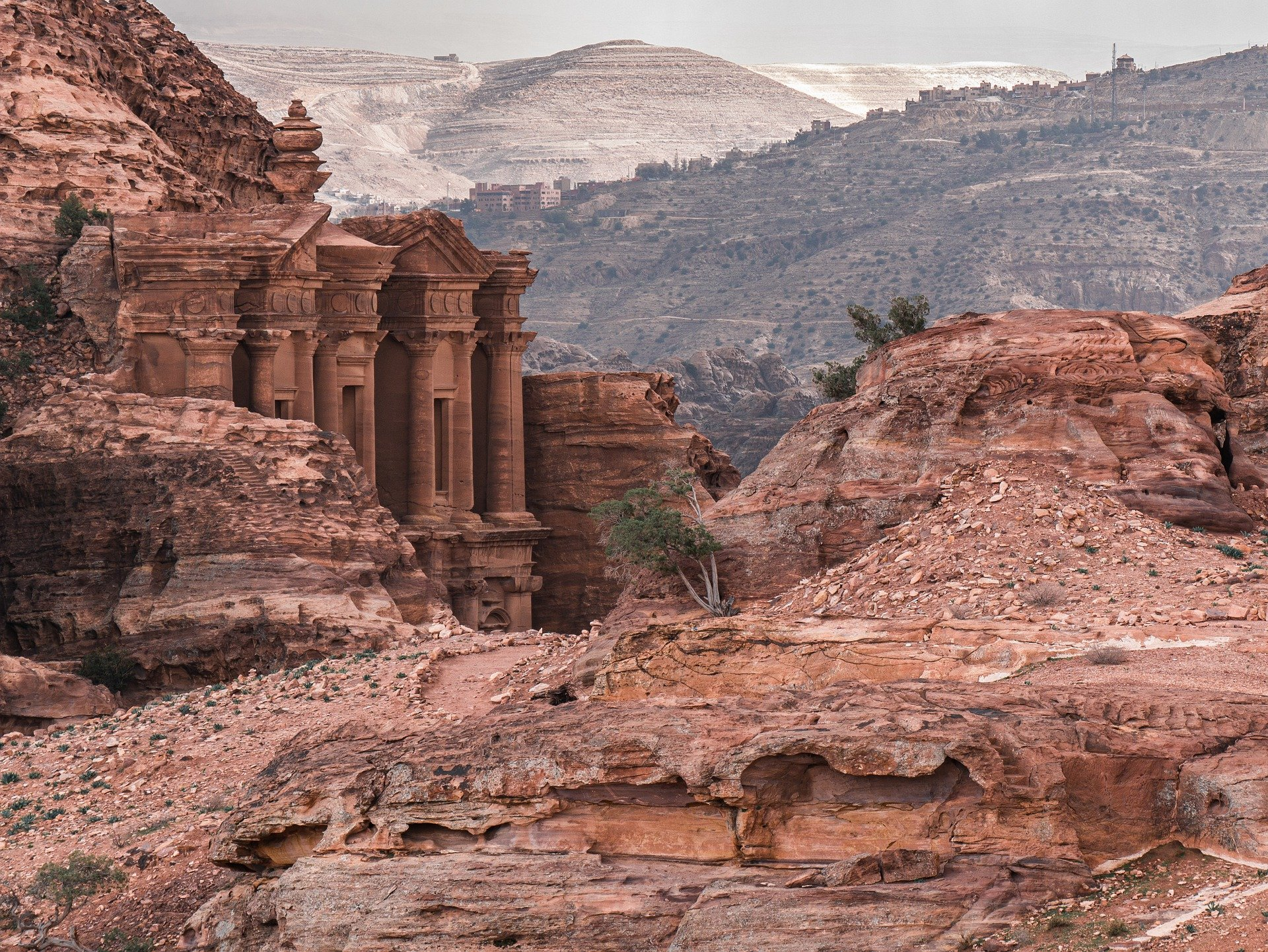 Petra 3 Day Tour