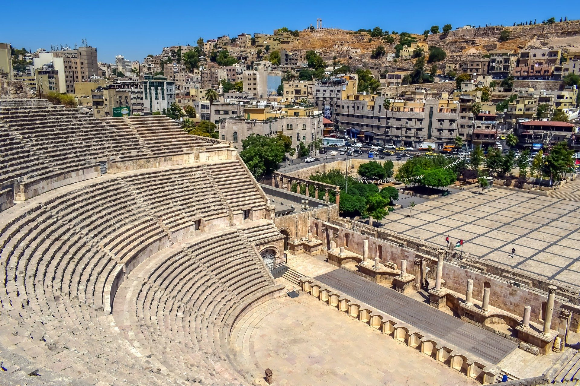 Amman Cultural Day Tour