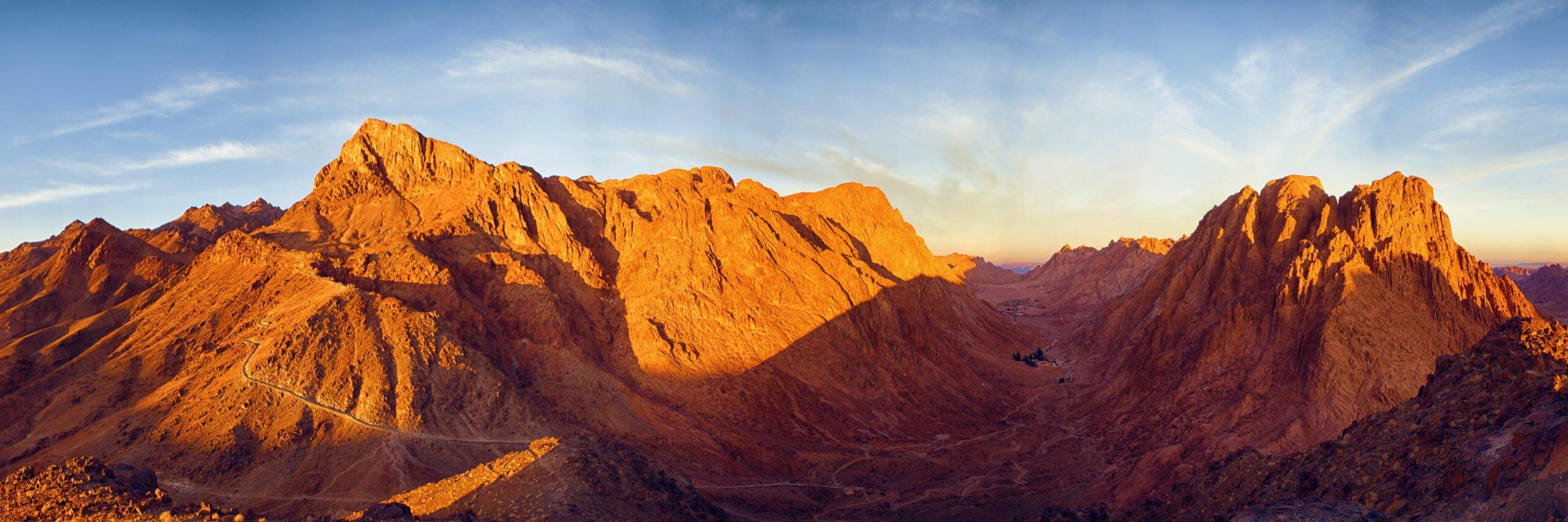 Mount Sinai Sunrise Tour