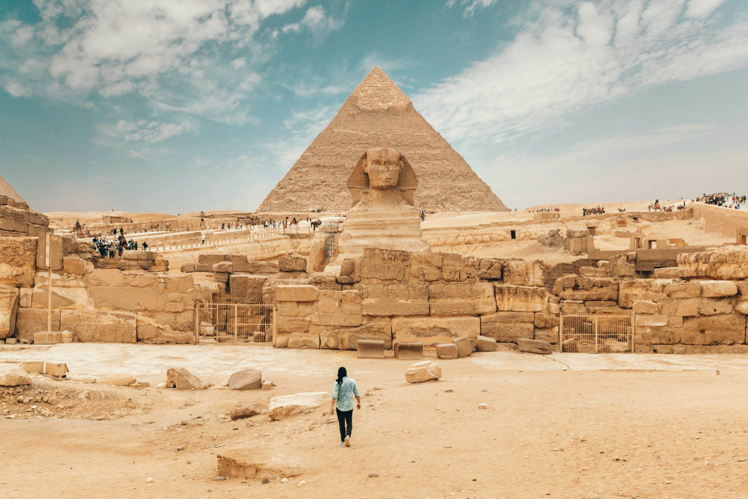 Cairo And Sinai Desert 3 Day Tour