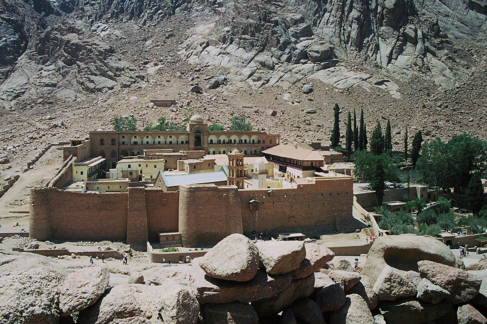 Mount Sinai Saint Catherine Tour