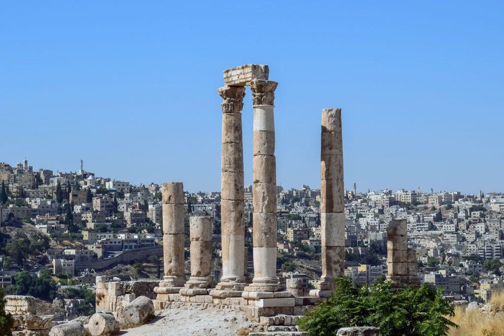 amman city guide citadel