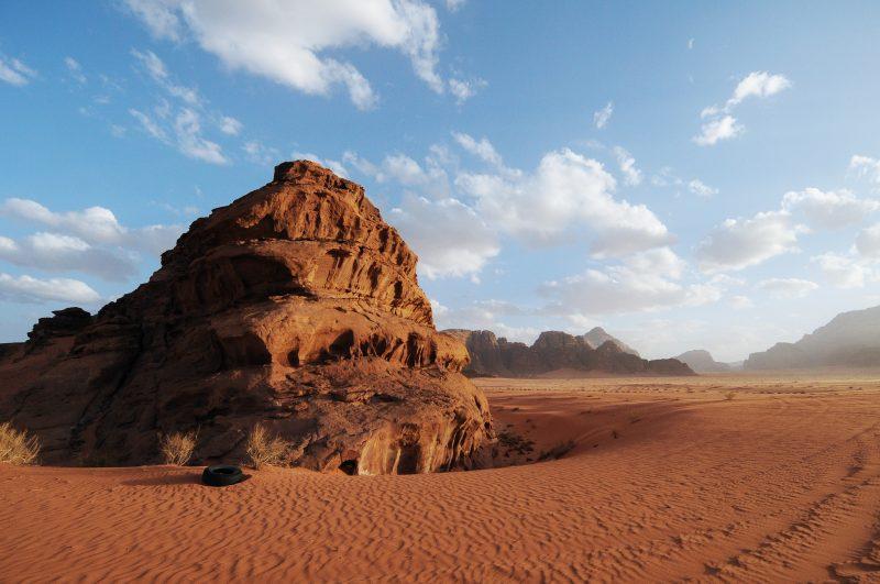 Petra And Wadi Rum Tour